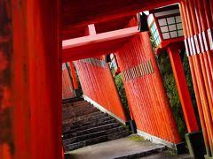 2016新春の日帰り津和野ふらり旅(太皷谷稲成神社の初詣&森鷗外旧宅)
