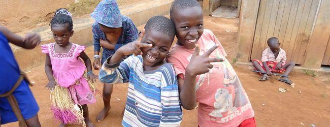 3連休でウガンダ