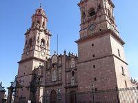 モレリアの歴史地区(メキシコ) 2016.1.31