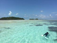 2015.10 palau diving tour
