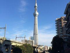 新春ぷらっと東京歩き