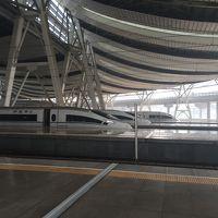 北京−天津高鉄ミニトリップ-1