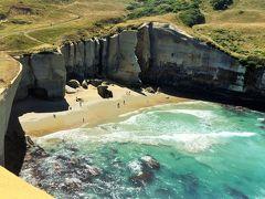 ニュージーランド南島旅行1日目