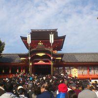 初詣神社巡り