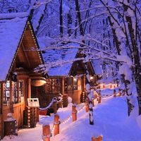 美瑛の丘で過ごした年末年始 (3)富良野でもステキな冬を発見