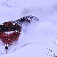 冬の北海道、道北地方を巡る旅 〜宗谷本線の定期排雪列車(宗谷ラッセル)を追いかけて@天塩中川、音威子府 (2016年度版)〜