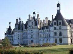 やっとこフランスひとり旅【ロワールの古城を巡る編】