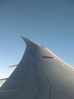 ANAの特典航空券で行くフランス・イギリスの旅!①日本出国からパリ到着まで