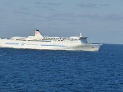 新日本海フェリーでゆっくりと