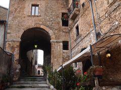 アブルッツォ州とモリーゼ州の旅 ロショーロ・デイ・マルシ(Rosciolo dei Marsi)1