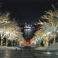 青函トンネルをイク~!②特急・白鳥からの、夜の函館・元町辺りを歩いてみたら。