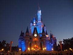 ディズニーランドに行きたいな!と突然思い立ち、、何と!1人ディズニーデビューしちゃいました♪ 夜編