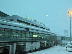 なめてはいけない冬の北海道(1)