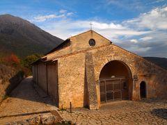 アブルッツォ州とモリーゼ州の旅 ロショーロ・デイ・マルシ(Rosciolo dei Marsi)2