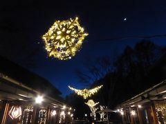 冬の軽井沢スキーバカンス♪ Vol6 ☆中軽井沢:ハルニレテラスの「Cercle」 優雅なディナー♪