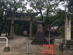 筑前国一ノ宮、住吉神社