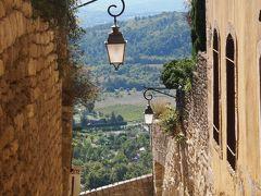 秋の南フランス、アルザスと南ドイツを訪ねて~リュベロン地方の美しい小さな村々~