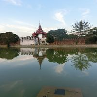 ミャンマー、とんでも旅 1~やっとのことでマンダレー