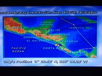 ファーストクラスで行くパナマ運河クルーズ        ニカラグア