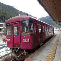 初めての長良川鉄道
