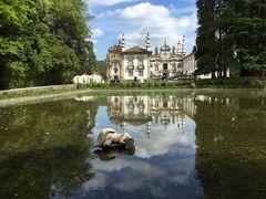 マテウス_Mateus マテウス邸!バロック建築の芸術的な館と美しい庭園