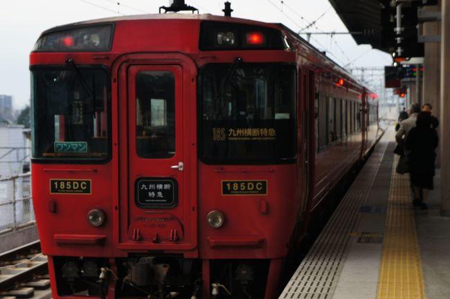 新大阪のホームに降りた。  <br /><br />  『えっと新幹線々』っと、エスカレーターで改札階に  どこ? 右手斜め大分先に新幹線の改札がみえる。えらい歩かせるなァ・・・・改札入って 『20番線 ??  ない』  電光板を?左?<br /> 20番線方面の案内 『解りにくいなァ〜〜』 あれ? このエレベータでいいのかな......<br />ではひとまず・・・・上に上がってと・・  『あれ? ここ何処・・・20番線は?』 見回すと隣に少し青いJR九州の列車が入っている。 あっ!エレベータにMFのボタンがあったのを思い出した。<br /> 慌ててエレベータでMF階に、違うエレベータで無事20番線に・・・・丁度案内が始まったばかりだった。さくら557号・6号車15番A・B席に この席は後ろに荷物を置ける席なのだ。 滑るようにN700系は走り始めた。いくつかの駅に停車 熊本には3時間余りで到着する。<br /> それにしても新大阪駅230番線は解りにくい。<br /><br /> 熊本駅はまだ駅の改良工事が続いていた。新幹線ホームからエスカレーター乗り継ぎ在来線をくぐり改札をでる。 午後4時を廻っているのでひとまずホテルにということで<br /> 駅の隣 ホテルニューオータニ熊本にチェックインを済ませ、これまた1分余り歩いて電停に 市電に乗り新市街へと足を向ける。  花畑電停で降り路地を入ると 【天草 】 がある。 この店 居酒屋なのか寿司屋なのかいまいちはっきりとしない・・・・が 旨い 鮮度は保証 価格は・・・まずまず<br /> 刺身を食し酒を飲む 贅沢な時が流れるのだ。 肥後弁が飛び交う 地元に愛される【天草】がそこにあった。<br /><br /> ほろ酔い加減で・・・はしご?・・・明日熊本駅8:37発人吉行きに乗らなければならない、今日はやめておこうと電停から駅へ ホテルに戻ると若者たちがワイワイと・・・・・そうか今日は1月の第二日曜か・・・・エレベータに若者2人が乗ってきた。<br /> 『同窓会かい?』 『はい、すいません騒いでしまって・・・・』ペコリと頭を下げた 『よかよ、いい日にせんとなァ』自分も昔は・・・・と11階へ   キーを挿し入るとすっきりと整理され清潔感のあるツイン<br /> 風呂も十分なスペース ゆっくりと休む事が出来た。 朝食は ブッフェスタイル 満足のいく内容<br />フロントにバッグを預け南九州グルッと早回り乗り鉄旅に!!<br /><br />  5番線ホームに赤いディーゼル特急 くまがわ1号が入線している  1号車3番A・B席に<br />列車は八代から人吉に向け肥薩線を球磨川に沿って登っていく  球磨川は碧く澄んだ綺麗な流れを見せていた。1時間余りで人吉に到着 ここで観光普通列車 いさぶろう1号に乗り換え更に肥薩線を吉松を目指す。<br /><br /> 列車は肥薩線 大畑の駅に入っていく  ここは鉄道ファンには必見の場所 スイッチバックとループ線が混在している珍しい駅、乗客はそこここでシャッターを切っていた。<br /><br /> 発車の合図とともに列車は今までとは反対方向に上りはじめ始め走ってきた線路を下に観ながら更にもう一度進行方向を変え大きなループに入っていく ほどなく列車は走るのをやめ車内に<br />『皆様が先ほど下りました駅が進行方向左側に見えてまいります』とアナウンスされる。<br /><br /> 車窓から見える大畑駅はかなり下に見え ずいぶん上がってきたなァと実感する。再び列車はディーゼルエンジンをうならせどんどんと上り肥薩線最高点を超える。矢岳の駅を過ぎ車窓には雄大な景色が広がってくる。  眼下に川内川が流れる田園風景そして吉都線さらに霧島の山々がつらなる日本三大車窓の景観だ!!。  車窓をすぎると再びスイッチバックを繰り返し、ほどなく真幸駅に到着する 。この真幸駅には、地元の方が出店を開いている。  定番の土産物から地元特産はたまた自作の野菜も並ぶ、一押しは漬物、だが種類が多くついつい買いすぎてしまう。<br /><br /> 列車は真幸駅を発車,線路は急こう配にかなりの速度で吉松に向かって一気に下っていく。<br />木々の間に、吉都線が見え隠れしてくると間もなく吉松駅に到着する。列車は吉松駅からしんぺい号に名前を変えふたたび人吉へと戻っていくのだ。<br /><br /> 隣ホームに観光特急はやとの風が既に到着し、いさぶろう号からの乗り換えを待っていた。<br />定刻11:25はやとの風1号は鹿児島中央に向けてゆっくりと発車した。列車は山々を抜け錦江湾に沿うようにはしり、車窓には噴煙をあげる桜島がまじかにみえ、鹿児島に着いたと実感する。<br />