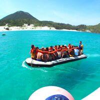 #2 リオデジャネイロで最も美しいと呼ばれる海岸 Praia da ilha do farol(リオデジャネイロ/ブラジル)