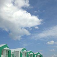 風に吹かれて~与論島&那覇 vol.4 気持ちの良い朝(^^/  朝食のあとはプリシアリゾートを散策♪
