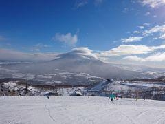 北海道ニセコ☆スノーボードと温泉の4日間