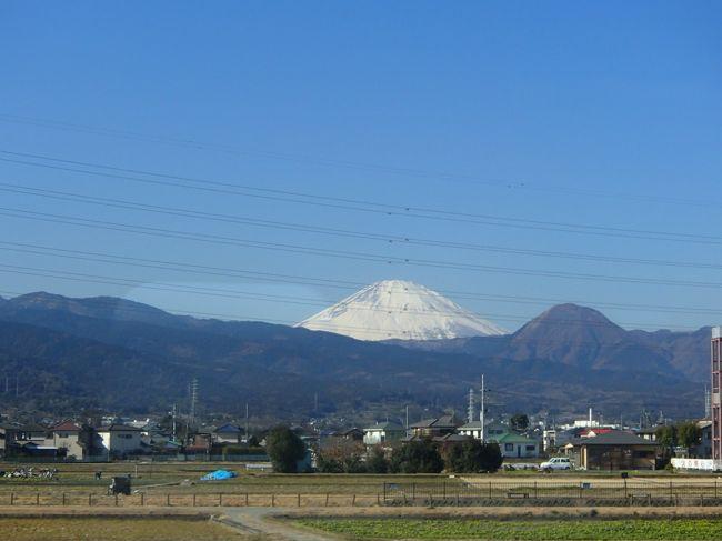 雪が見たく予約していた福島のツアー<br />人数集まらず中止・・・・<br /><br />抽選で当たり購入した、神奈川旅行券があったので箱根に行きました。<br /><br />期限が3月1日チェックアウトまでなので、早く使わないとね〜