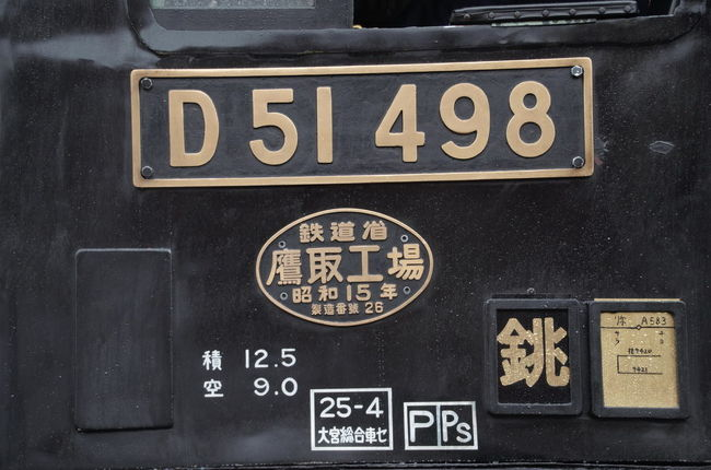 1月29日〜31日の間、成田線の銚子〜佐原間をSLが3年振りに運行するとの事。<br />しかもD51とは。<br />是非見たいものだと。<br />でも天候悪そうだけど行くしかない。<br />まずはデイ−ゼル車で銚子を出て佐原駅に12時16分着の予定で。<br />私は高速道路を使って佐原駅裏のPに12時着。<br />平日と小雨のせいか思ったほどの人手でもなかった。<br />低い脚立用意して線路脇へ。<br />以下写真で説明