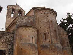 アブルッツォ州とモリーゼ州の旅 ボミナーコ(Bominaco)