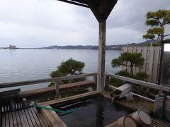 列車&バス旅/鳥取県・東郷温泉でのんびり1泊2日