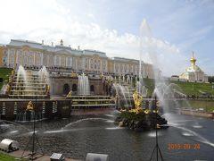 サンクトペテルブルクの旅行記