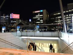 【東京】東京駅の八重洲の地下街、初めて行った~、巨大な地下の街だった。。2016