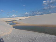 レンソイス、気象条件に左右される絶景ラゴ−ア・ボニ−タ!バヘリ−ニャス散策