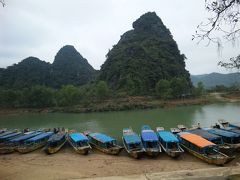 ベトナム、フエからフォンニャツアー Jan 2011. 2015のパラダイス洞窟ツアーとの比較。4年違うとそんなに違う?