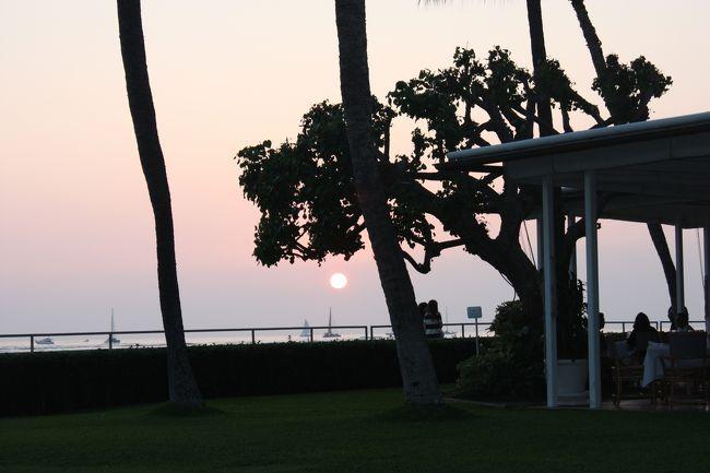 姪がハワイで結婚式を挙げるというので、JALマイルもたまっていたので妻と旅行がてら参列してきました。後篇です。<br />1.23 レンタカーを借りて結婚式場そしてヌメアパリなど<br />1.24 OPでオアフ島一日観光<br />1.25 帰国の途へ<br />1.26 帰国