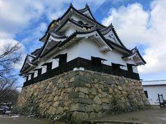 安土城と彦根城、アニメの聖地をめぐる師走の旅