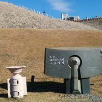 五色塚古墳を訪ねて 兵庫県下最大の古墳です