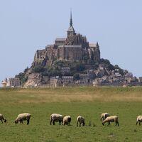 2015 フランス北西部を巡る旅(8)すべては大天使ミカエルのお告げから始まった・・・《モン・サン・ミッシェル》☆Mont Saint-Michel