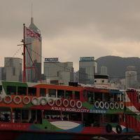 30年振りの香港街歩き