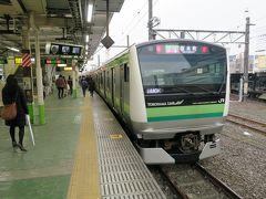 2015.12 関東大回り乗車No.3♪横浜線(国分寺⇒横浜⇒新宿)-JR線乗りつぶし-
