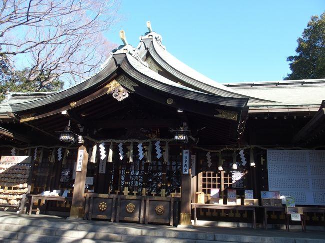 2016年2月7日、毎年恒例の検見川神社でのお祓いです。2月ですが、昼間は混むので、朝早く出かけました。9時過ぎに御祈祷です。今年は1月に浅草寺、前日の6日に一言主神社にお参りで、3回目の神社仏閣訪問です。早朝だったので、検見川神社の社殿はチョット寒かったですね。