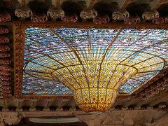 スペイン旅行 2015年4日目(グラナダ→バルセロナ)