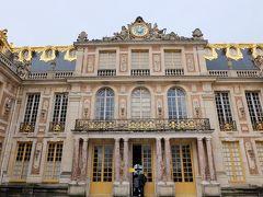 フランス観光2016 パリ9日間 6日目 ベルサイユ宮殿とエッフェル、ケ・ブランリー美術館