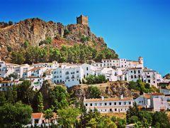 一番行きたい白い村☆カディスの岩山に聳える古き村へ/Kissの嵐にクラクラ【女子二人旅-8(ロンダ & サアラ・デ・ラ・シエラ)】