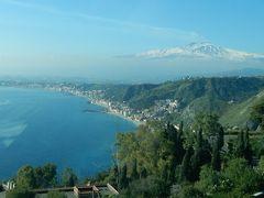 シチリアだけに2週間:Catania到着~Taormina.