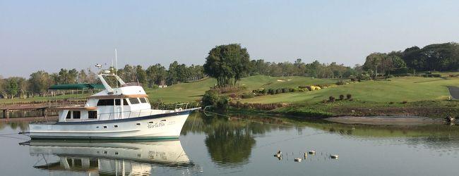 カオヤイ大自然の中でのゴルフ3日間 Kha...