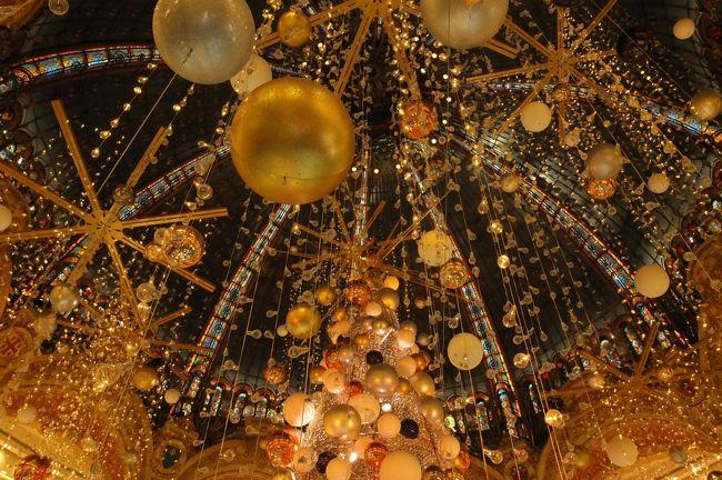 今だからこそ見ておきたかったパリ~2015年12月滞在記〈1〉黄昏のマルシェ ド ノエル~左岸での1日